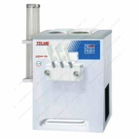 Μηχανή SOFT Παγωτού 3 Γεύσεις 90% Διόγκωση TELME Ιταλίας Σειρά SOFTGEL 320P