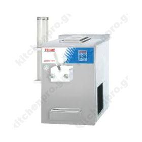 Μηχανή SOFT Παγωτού 1 Γεύση 90% Διόγκωση TELME Ιταλίας Σειρά SOFTGEL 112P