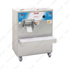 Μηχανή Παστερίωσης & Παραγωγής Παγωτού 15 - 30 Λίτρων TELME Ιταλίας Σειρά COMPIGEL 2 Κάδων