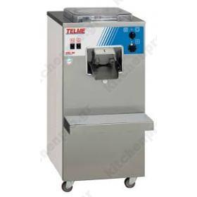 Μηχανή Παραγωγής Παγωτού 20 Λίτρων Gel TELME Ιταλίας