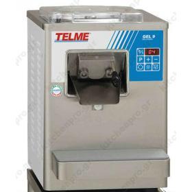 Μηχανή Παραγωγής Παγωτού 9 Λίτρων Gel TELME Ιταλίας