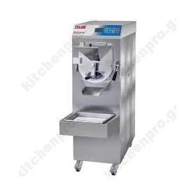 Μηχανή Παραγωγής Παγωτού 100 Λίτρων Με Οριζόντιο Κύλινδρο TELME Ιταλίας