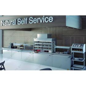 Ουδέτερο Ερμάριο Self Service 150 εκ. INFRICO Ισπανίας