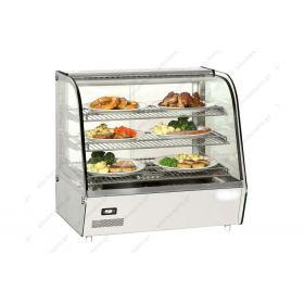 Επιτραπέζια Θερμαινόμενη Βιτρίνα 69x60 DELI PLUS 120