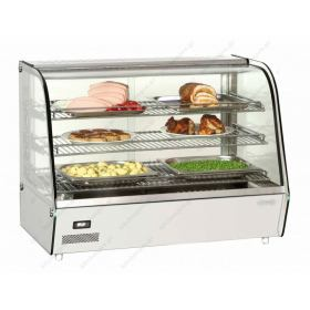 Επιτραπέζια Θερμαινόμενη Βιτρίνα 86x57 DELI PLUS 160