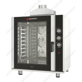 Επαγγελματικός Φούρνος Convection Αρτοποιείας & Ζαχαροπλαστικής, Αερίου 10 Ταψιά 40x60 GARBIN Ιταλίας G|PRO 10M GAS