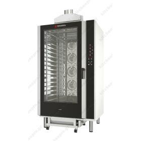 Επαγγελματικός Προγραμματιζόμενος Φούρνος Convection Αρτοποιείας & Ζαχαροπλαστικής 16 Ταψιά 40x60 GARBIN Ιταλίας G|PRO 16DC GAS