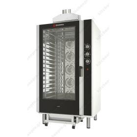 Επαγγελματικός Φούρνος Φούρνος Convection Αρτοποιείας & Ζαχαροπλαστικής, Αερίου 16 Ταψιά 40x60 GARBIN Ιταλίας G|PRO 16MC GAS