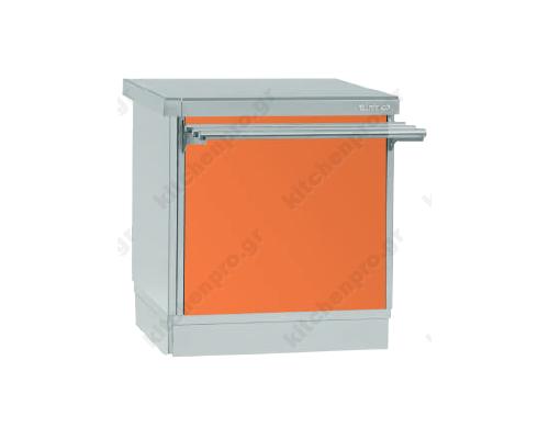 Έπιπλο Κρύων Πιάτων & Σαλατών Self Service 4GN 1/1 INFRICO Ισπανίας