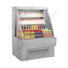 Ψυγείο Self Service Συντήρηση ISA Ιταλίας 100 εκ. FOS INOX 100 RV TN