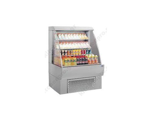 Επαγγελματικό Ψυγείο Self Service Συντήρηση 100 εκ. FOS INOX 100 RV TN ISA Ιταλίας
