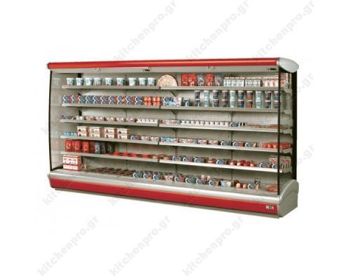 Επαγγελματικό Ψυγείο Self Service 261,5 εκ. Συντήρηση Χωρίς Ψυκτικό Μηχάνημα SPEED 250 SP ISA Ιταλίας