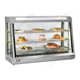 Επιτραπέζια Θερμαινόμενη Βιτρίνα 120χ48 εκ. FRE 306.055