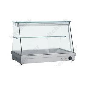 Eπιτραπέζια Θερμαινόμενη Βιτρίνα 120 εκ