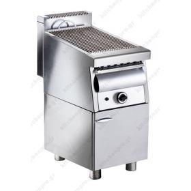 Επαγγελματικό Grill (Γκριλίερα) Αερίου Μονό 44x69 εκ. ARTEMIS 1 ECO C VRETTOS
