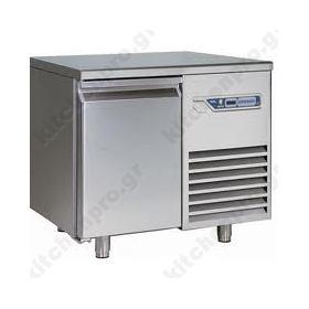 Ψυγείο Πάγκος Συντήρηση 107 εκ. 1 πόρτα Ζαχαροπλαστικής Ταψιά 40x60 εκ DESMON Ιταλίας
