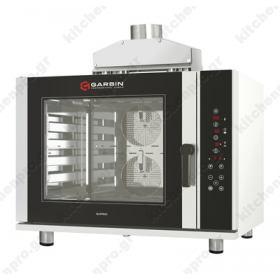 Προγραμματιζόμενος Φούρνος Μαγειρικής Ατμού Αέρα (Combi Steamer) 7GN 1/1 GARBIN Ιταλίας