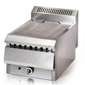 Επαγγελματικό Grill (Γκριλίερα) Αερίου Μονό 44x69 εκ. ARTEMIS 1 ECO VRETTOS
