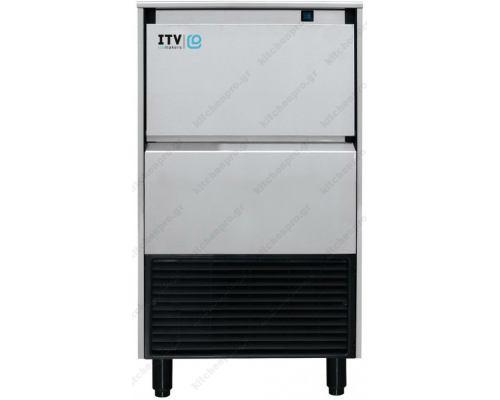 Μηχανή παγοκύβων ψεκασμού 47Kg GALA NG 45 ITV Ισπανίας