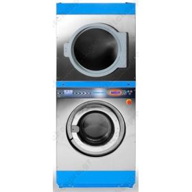Πλυντήριο & Στεγνωτήριο Κολώνα 8+8 Kg IMESA Ιταλίας TANDEX 0808
