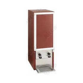 Επαγγελματικό Ψυγείο Συντήρηση Κρασιών για ασκούς  2x20 LT TEFCOLD Δανίας