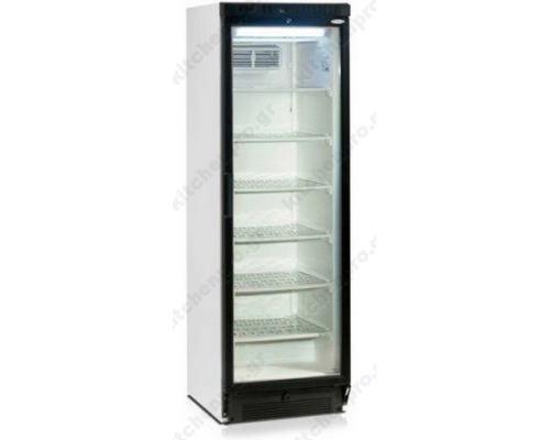 Ψυγείο Βιτρίνα Κατάψυξη Αναψυκτικών 59.5 x 184 εκ. UFSC370G-p TEFCOLD Δανίας