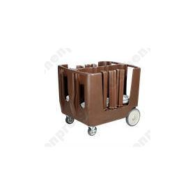Ρυθμιζόμενο Τρόλει Μεταφοράς και Αποθήκευσης Πιάτων 11,5 εως 33 εκ.