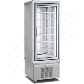 Επαγγελματικό Ψυγείο Βιτρίνα Κατάψυξη Παγωτών - Ζαχαροπλαστικής 132x65x19 εκ. LONGONI 3500 Ιταλίας