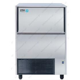 Επαγγελματική Παγομηχανή 48 Κιλών Παγάκι 20 gr.(Σύστημα Ανάδευσης) ITV Ισπανίας