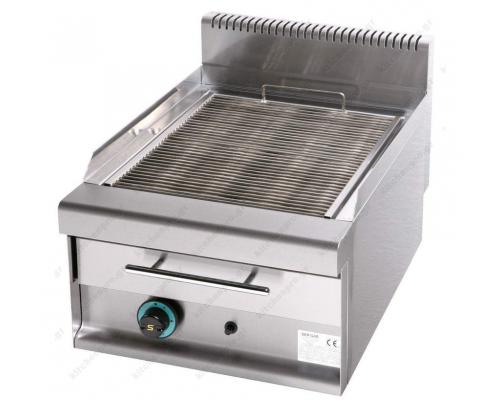 Επαγγελματικό Grill (Γκριλίερα) Αερίου Μονό 47 x 90 εκ.WG1S9 SERGAS