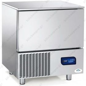 Blast Chiller & Freezer BASIC ABF 5Ε 5G 1/1 EVERLASTING Ιταλίας