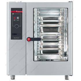 Προγραμματιζόμενος Φούρνος Ατμού Αέρα (Combi Steamer) Αερίου 10GN 1/1 Multimax B ELOMA Γερμανίας