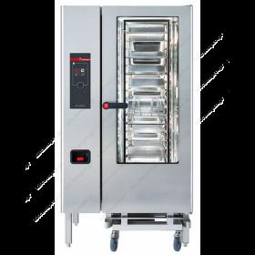 Προγραμματιζόμενος Φούρνος Ατμού Αέρα (Combi Steamer) Αερίου 20GN 1/1 Multimax B ELOMA Γερμανίας