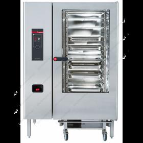 Προγραμματιζόμενος Φούρνος Ατμού Αέρα (Combi Steamer) Αερίου 20GN 2/1 Multimax B ELOMA Γερμανίας