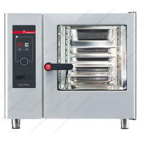 Προγραμματιζόμενος Φούρνος Ατμού Αέρα (Combi Steamer) Αερίου 6GN 1/1 Multimax B ELOMA Γερμανίας