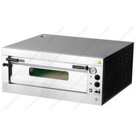 Φούρνος Πίτσας Ηλεκτρικός για 4 Πίτσες  33 εκ E-4 RM GASTRO ΤΣΕΧΙΑΣ