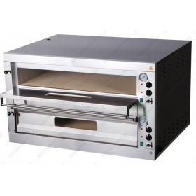 Φούρνος Πίτσας Ηλεκτρικός για 9 Πίτσες 33 εκ E-18 RM GASTRO ΤΣΕΧΙΑΣ