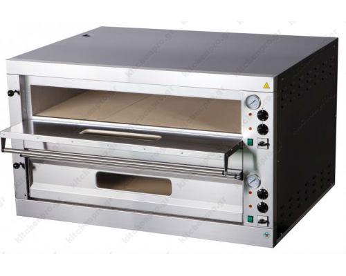 Φούρνος Πίτσας Ηλεκτρικός 18 Πίτσες 33 εκ. E-18 RM GASTRO Τσεχίας