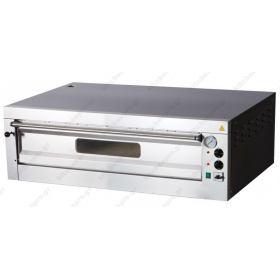 Φούρνος Πίτσας Ηλεκτρικός για 6 Πίτσες  33 εκ E-6 RM GASTRO ΤΣΕΧΙΑΣ