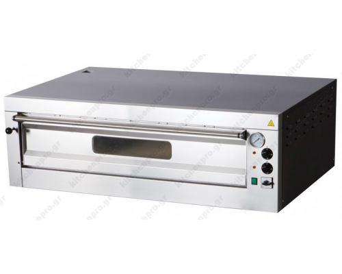 Φούρνος Πίτσας Ηλεκτρικός 6 Πίτσες 33 εκ. E-6 RM GASTRO Τσεχίας