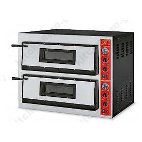Φούρνος Πίτσας Ηλεκτρικός για 8 Πίτσες 32x32 εκ GGF Ιταλίας
