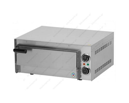 Φούρνος Πίτσας Ηλεκτρικός 1 Πίτσα 35 εκ. FP-36R RM GASTRO Τσεχίας