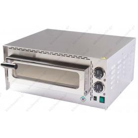 Φούρνος Πίτσας Ηλεκτρικός για 1 Πίτσα 35 εκ FP-38R RM GASTRO ΤΣΕΧΙΑΣ