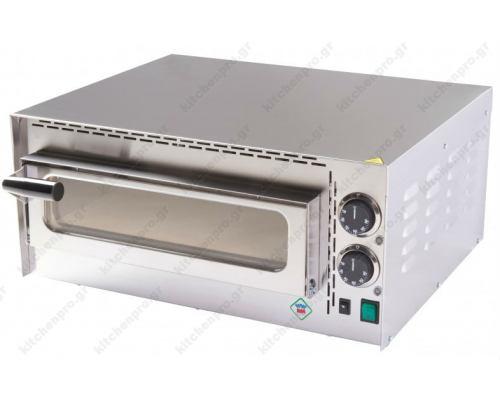 Φούρνος Πίτσας Ηλεκτρικός 1 Πίτσα 35 εκ. FP-38R RM GASTRO Τσεχίας