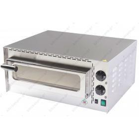 Φούρνος Πίτσας Ηλεκτρικός για 1 Πίτσα 35 εκ. FP-38RS RM GASTRO ΤΣΕΧΙΑΣ Θερμοκρασία 400º
