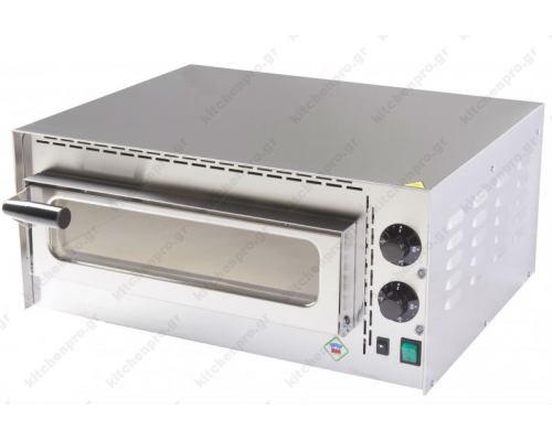 Φούρνος Πίτσας Ηλεκτρικός 1 Πίτσα 35 εκ. FP-38RS RM GASTRO Τσεχίας