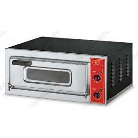Φούρνος Πίτσας Ηλεκτρικός για 1 Πίτσα 40x40 εκ MICRO V GGF Ιταλίας