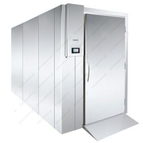 Θάλαμος Blast Chiller & Freezer 200 GN 1/1 ή 100 GN 1/2 KING TROLLEY 120 L1 EVERLASTING Ιταλίας