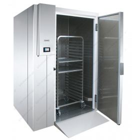 Θάλαμος Blast Chiller & Freezer 40 GN 2/1 ή 80 GN 1/1 KING TROLLEY 40 L1 EVERLASTING Ιταλίας