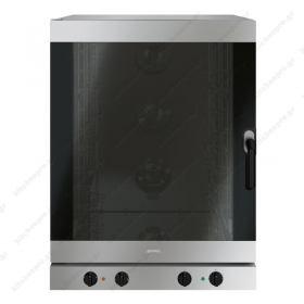 Κυκλοθερμικός Φούρνος  με Υγρασία 10 Ταψιά 40x60 SMEG Ιταλίας A1035 H